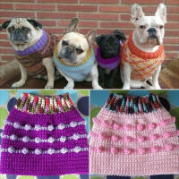 Dog Sweater Vests